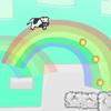 игры Цветная корова