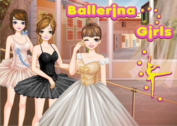 juegos de clase de ballet