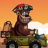 Jeux Ours en safari