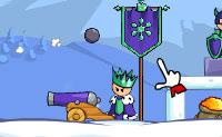 De koning is boos