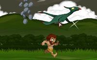 Pânico na terra dos dinossauros