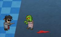 Jack y los zombis