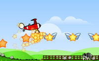 Volar con estrellas