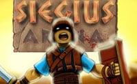 Siegius e în arenă