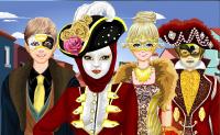 Baile de trajes de Tessa