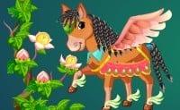 Flot hest