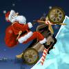 Jeux Motocross avec le Père Noël 2
