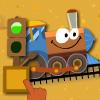 Jeux Train cowboy 2