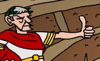 У Цезаря выходной