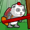 Panda cu Jetpack