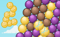 Un cielo pieno di palline