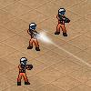 Jeux L'homme du désert