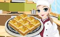 Pieczenie Baklawy