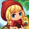 Little Red Riding Hood, find the differences Games
