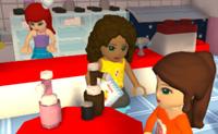 LEGO Friends Kawiarnia