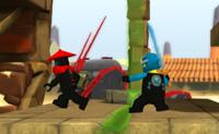 Ninjago Ostateczna Bitwa