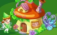 Une maison pour elfes