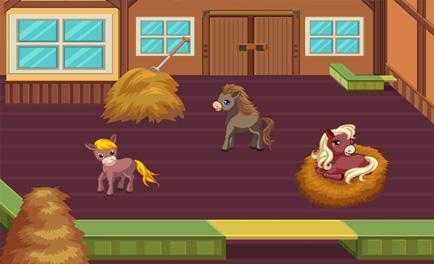 Un maneggio per i cavalli gioca ora gratis ai giochi di for Giochi di cavalli da corsa