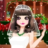 Christmas brides dress up Games