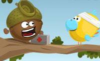 Docteur Gland et les oiseaux