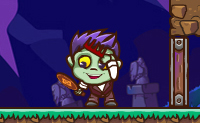 Zombie zonder hoofd