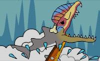 Prehistoryczny Rekin