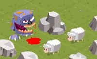 Monstros das ovelhas