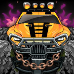 Monsters Wheels 3D