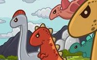 Dinozaury atakują