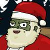 Jeux Noël de zombies