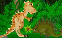 Donald el dinosaurio 2