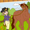 Happy Horse Coloring Games