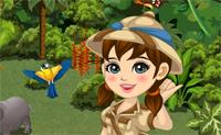Hotel na selva da Dora
