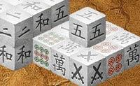 Gry Mahjong 3D 2