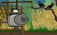 Фотоаппарат в походе