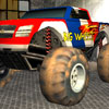 игры Monster Wheels 3D