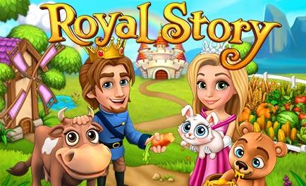 Jetzt Spielen Royal Story