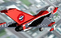 Lego City: Airport Stunt show