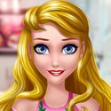 Moderne prinses: perfecte make-up