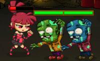 Zombies se comen mis calcetines
