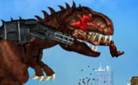 Tiranosaurio Rex mejicano