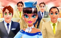 Tina de Stewardess