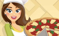 Cooking with Emma Pizza Margherita