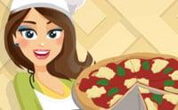 Receitas da Emma: Pizza Margherita