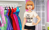 El Armario de la Estrella del Pop Taylor