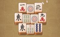 Mahjong Bloemen