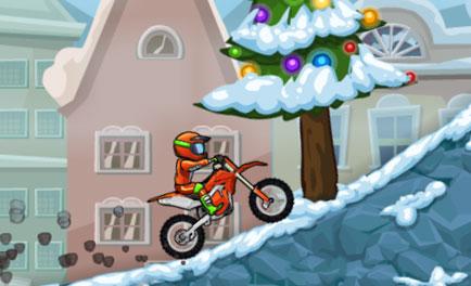 Moto X3m Winter Moto X3m Winter Spiele Auf Spielkarussellde