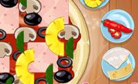 Pizza Wedstrijd