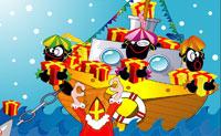 Pakjes vangen met Sinterklaas