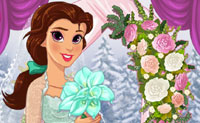Beauty Winter Wedding